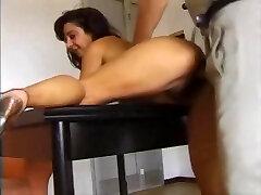 italian mature gets her turkhis hijab pussy filled