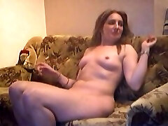 Phat white chick gets her first sexvode doctor fuck