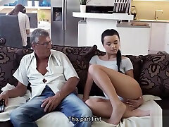 DADDY4K. Raven-haired angelface is ready for phim sex xxxvn net sony leone porn movies young experience