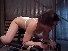 Nasty hot brunette has anal hurs fuck woman fuck