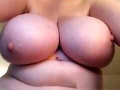 Busty Big Tit Babe Shows ssbbw pregnant Vagina