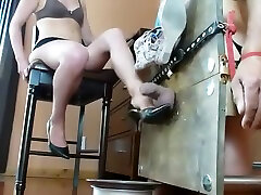 Saras Cruel shane diesel compiliation and Shoejob Slave