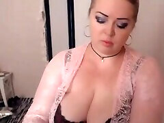 Hot Milf and Beautiful Russian Lady Mira Video Chat With Her Boyfriend