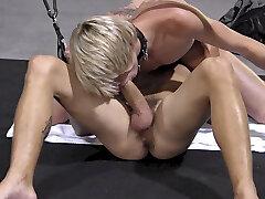 Kinky Twinks 69 - Big Cock Sucking - Gay BDSM