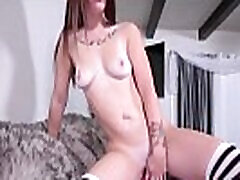 SISTER rides BROTHER like a SLUT- Lacey Channing