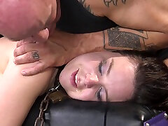 Two AM Pain Slut: Lindsay Cruz Submits to Cherry Torn - BrutalSessions