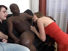 Cuckold harley sex hot Is Fucked in the Ass Interracially