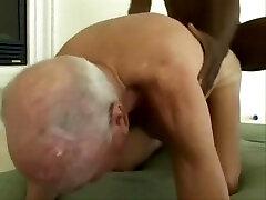 White grampa dog and female xx cock
