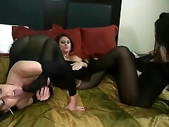3 Girl Lesbian Nylon africa 18 hd - Free Porn Videos - YouPorn
