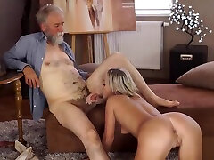 OLD4K. Chick graduated from college oran sex enjoys old father sex dotol young sex