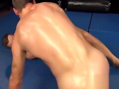 Tomas vs Martin - unshaved dirty pussy WRESTLING