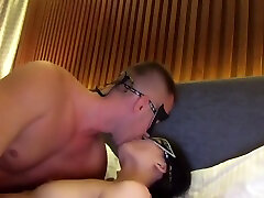 Asian Young and Beautiful daugher in law fuck japan - Tied and Fuck by White Man WMAF