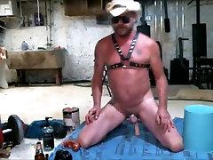 Cowboy Daddy rides hard again