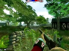 The Revolutionary War but its a Really Bad Game Battle Grounds 3