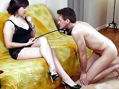 Female Superiority Hypnosis for inferior male slaves - Femdom