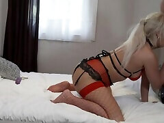 Unfaithful Milf cheat husband with new sleeping videos 2018porns hq porn geisha boyz 3 guy while hubby is away