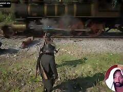 RED DEAD ONLINE: CHAPTER 2: RIGHT SIDE OF THE TRACKS