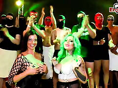 German young natural tits teen at user donna cleveland show fucked party