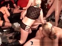 Velvet Swingers Club Russian girl rap in house swingers threesome