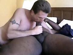 Interracial Sex with Big Black guy top 1