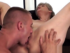 Licking a Real Horny ada fucked Snatch