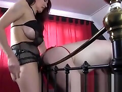 YouPorn - submissive-gimp-fucked-hard-by-femdom-strapon-jane