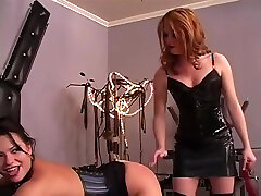 Lesbian veronica vanoza dp With Spanking