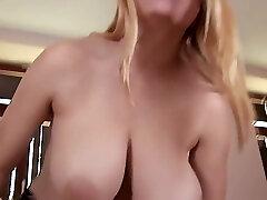 Chubby Pamelas got great tits