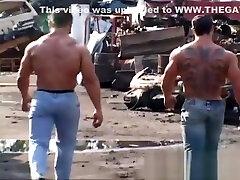 Muscle Hunks - Kurt Beckmann - German Beefcake