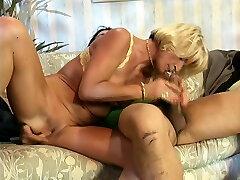 Granny and MILF orgy - DBM Video