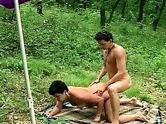 Tyrell Outdoor Fucking Horny Old grandma Cunt