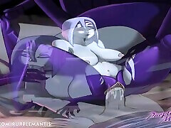 A Night With Rachnera Patreon Fan Flash 3 REUPLOAD