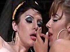 Latina Pin-up Dolls finger-bang their perfect pussies till Orgasm
