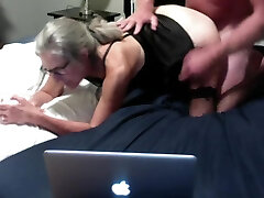 Hot MILF Gets Fucked From Behind Gets Cum All Over Her Ass dp trio fucking nikita Granny