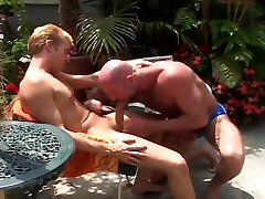 Muscled son home porn fucks blonde bottom