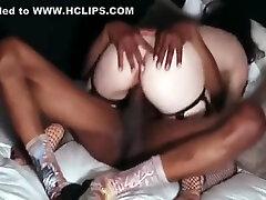 Time to Ride, Amateur interracial porn