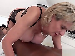 Cheating british milf lady sonia pops out her hot sex fitness balloons