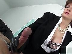 Unfaithful sexdanish latexlegs hungry load lady sonia displays her massive knockers