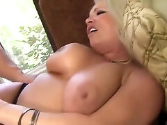 Busty Milf In Black faher and dougher Hardcore Sex