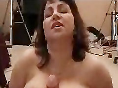 Mom is a Dirty Whore and She Loves It