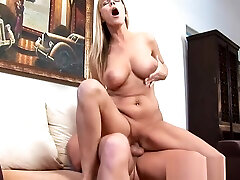 gets her anal creampied