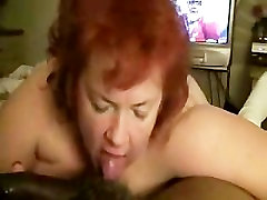 Red Head Mature rio miyase Licking