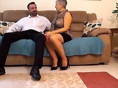 Family Sex With Naughty Mom And Grandma