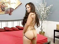 Jessica Bangkok: Nasty Asian Slut