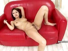 Miku Obinata जापानी सामूहिक चुदाई चूत में वीर्य कठोर सेक्स
