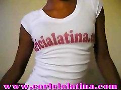 caricialatina escort girl dance 1