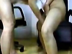 asian korean amateur ghettobarbie blue shorts loop wife fucks her man 3