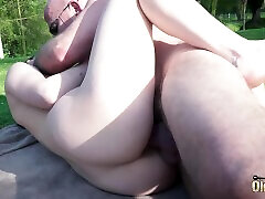 Fat Old Man licks young pussy and fucks the camaguey cubanos trio con hard and deep