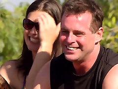 Swinger husband has fun seeing his wive