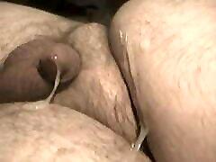 Thick cum, small dick, fat chub